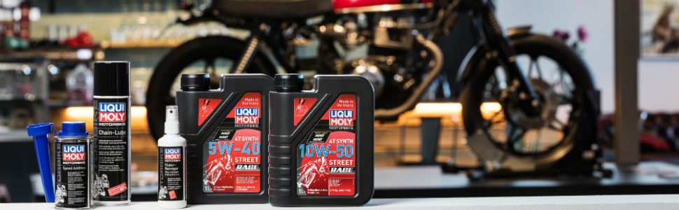 Liqui Moly 1505 Racing Scooter Fully Synthetic 2 Stroke Motorcycle Oil Auto