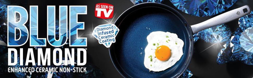 Blue Diamond pan