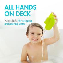 Boon FLEET Stacking Boats - Multicolor (5pk)