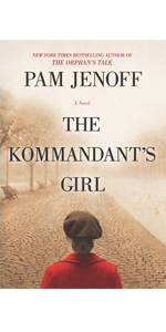 Pam Jenoff bestselling jewish historical fiction ww2 world war ii paris