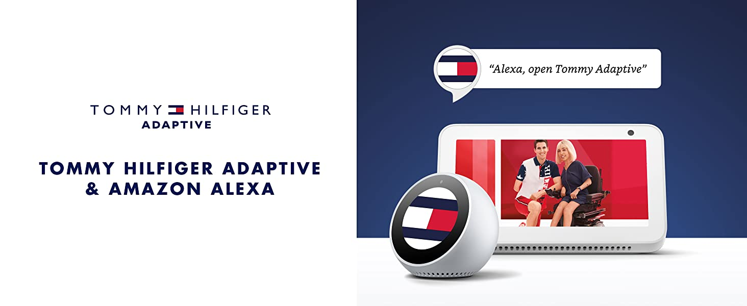 Alexa, open Tommy Adaptive