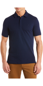 Polo Ralph Lauren Classic Fit Mesh Polo Shirt; U.S. Polo Assn. Men's classic polo shirt; polo shirts