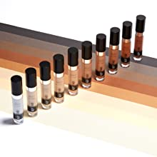 conceal concealer nip fab definiëren vloeibare stick applicator mat romig