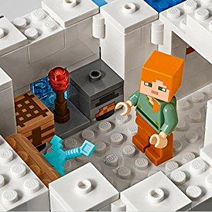 LEGO Minecraft Eisiglu 21142 günstig kaufen