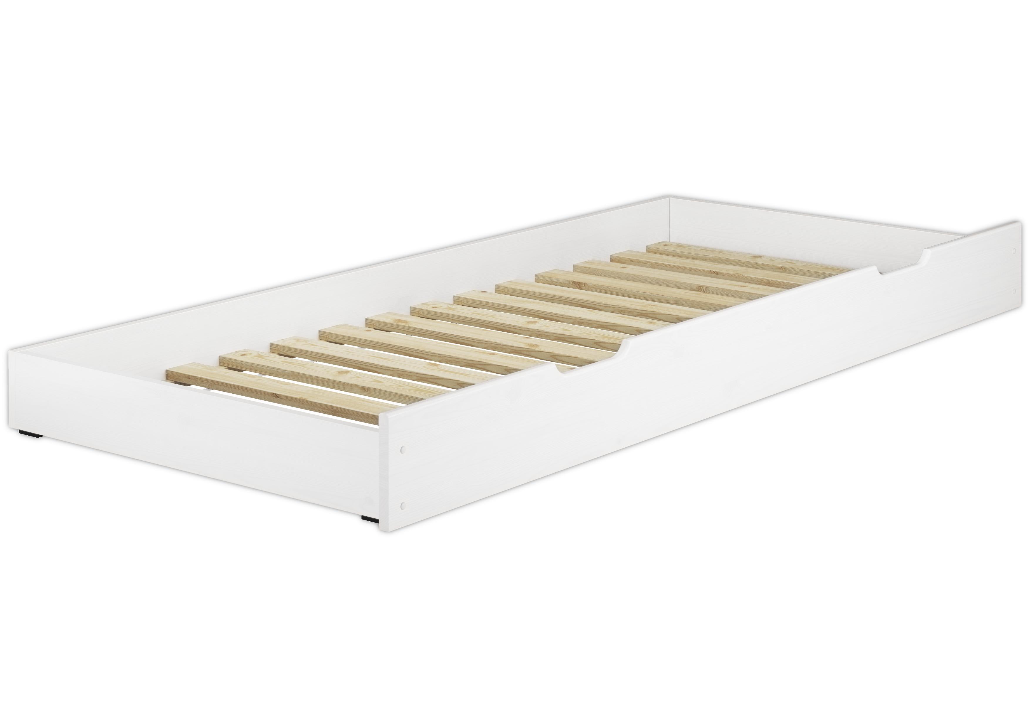 Etagenbett Nischenhöhe : Erst holz  w m s etagenbett für erwachsene weiß