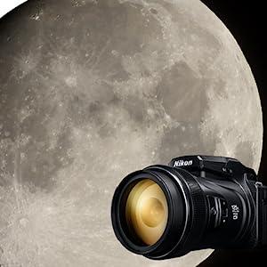 Zoom Moon