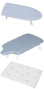 アイロン台カバー アイロン台ケース アイロンケース アイロン収納ケース アイロン保管 アイロン台舟形 アイロン台船形 アイロン台角型 アイロン台角形 角形 人型 船型 角型 舟型 マット