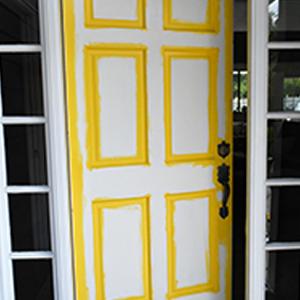 Modern Masters 275260 Front Door Paint 1 Quart Satin Ambitious