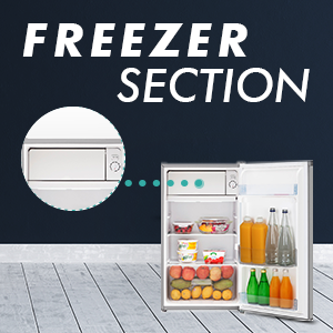 Freezer Section