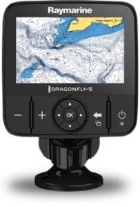 Raymarine DragonFly 4PRO-CEUR - Sonda, pantalla 4.3
