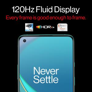 120 HZ Display