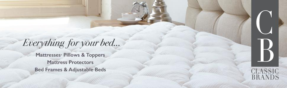 classic brands, mattress pads, mattress protectors, pad for your bed, protector for mattress