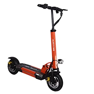 Cityboard Aldo S500 Patinete Electrico, Juventud Unisex, Orange Country, 105 x 52 x 100 cm