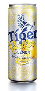 Tiger Radler Lemon
