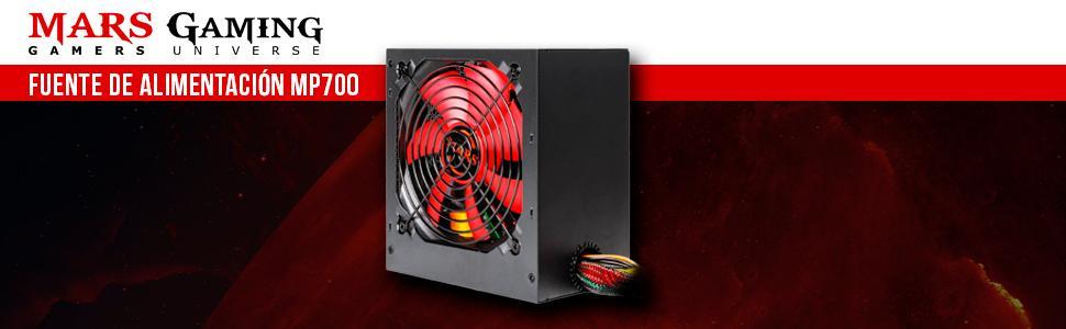 Tacens MP700 - Fuente de alimentación- sin cable 700W Active ...