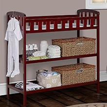 dream on me, changing table, emily, DOM family, baby furniture, baby products