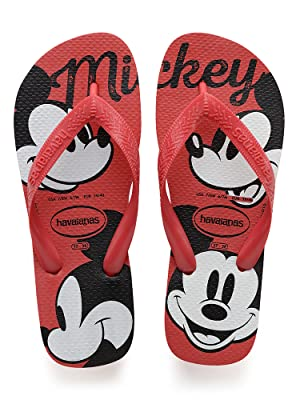 Havaianas Top Disney, Chanclas para Unisex Adulto: Amazon.es: Zapatos y complementos