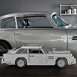 Amazon Com Lego Creator Expert James Bond Aston Martin Db5 10262