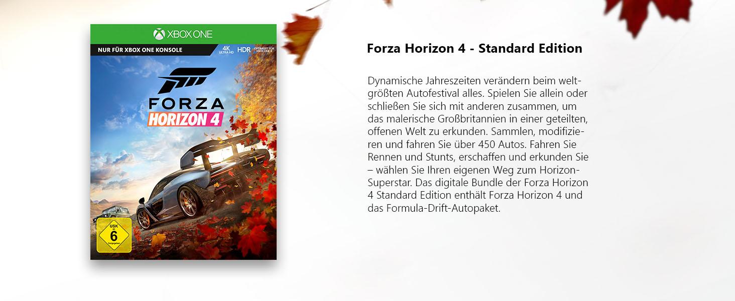Forza Horizon 4 - Standart Edition