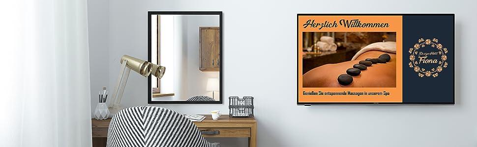 Hitachi Ht32f4100c 32 Inch Hotel Tv Smart Tv Including Elektronik