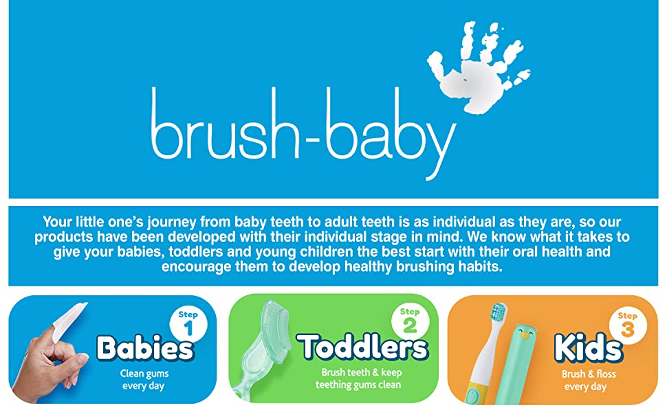 brush baby products