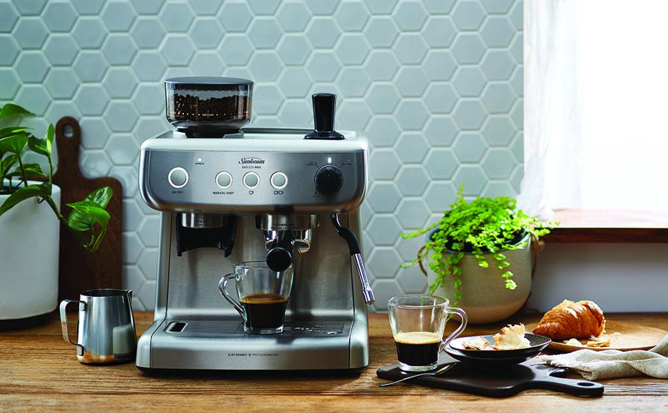Sunbeam Barista Max Espresso Coffee Machine EM5300