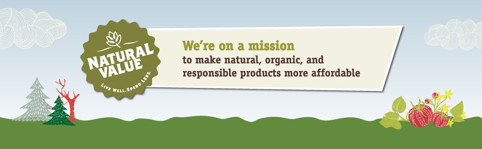 live well spend less natural organic responsible affordable