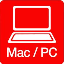 PC, Mac, backup