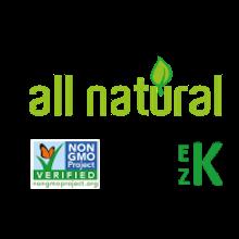 All Natural, Organic Tea, Non GMO, Halal, Kosher, Certified