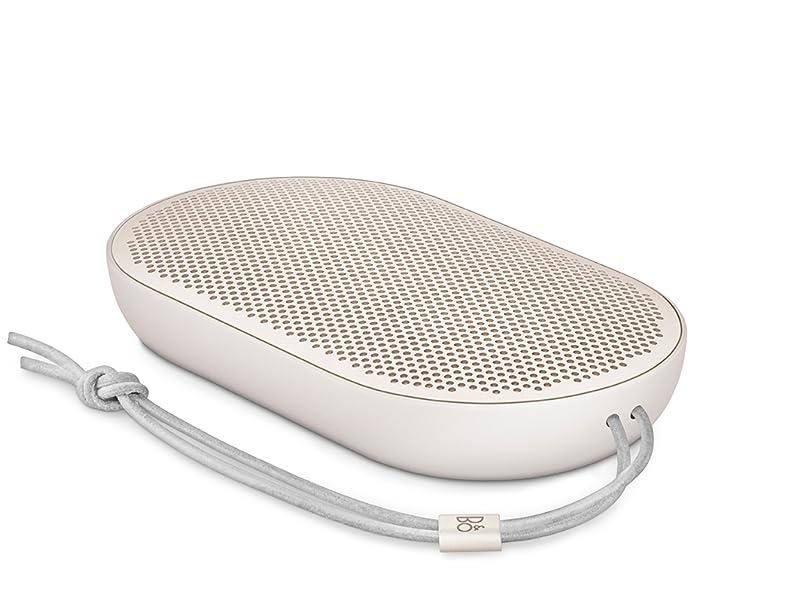 Bang Olufsen Beoplay P2 Bluetooth Lautsprecher Tragbar Mit Integriertem Mikrofon Sandstone Audio Hifi