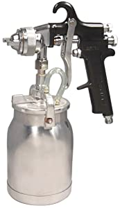 siphon feed spray gun instructions