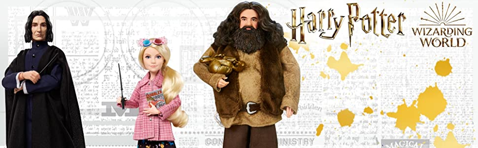 Harry Potter Muñeco Dumbledore de la colección de Harry ...