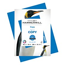 Hammermill Copy Paper, an economical everyday paper, dependable for all copiers and printers.