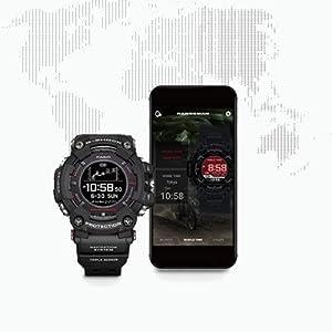 2018 new casio watch g shock rangeman solar assist gps gpr. Black Bedroom Furniture Sets. Home Design Ideas