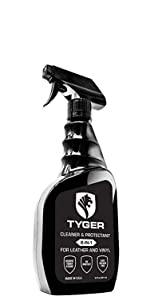 TYGER AUTO Tonnea Cover Truck Bed Cover Vinyl Leather Cleaner Protectant