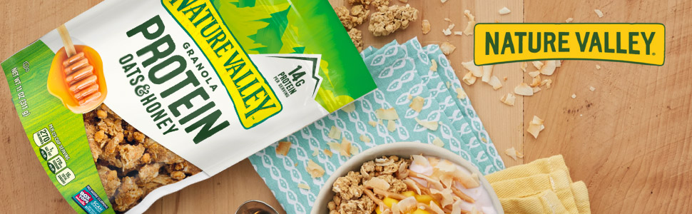 Nature Valley Granola Banner