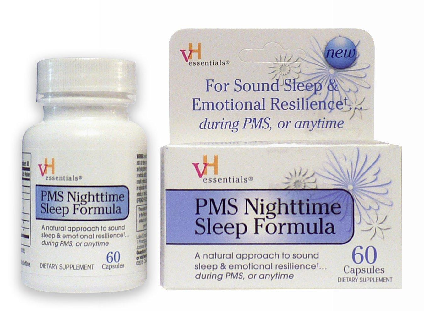 PMS relief sleep supplement