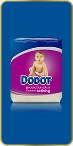 Dodot Protection Plus Sensitive, Dodot Protection Plus Activity ...