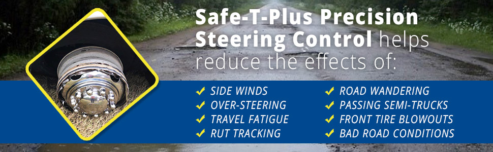 RV Steering Control Safety