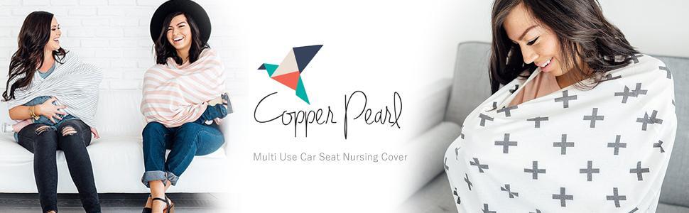 copper pearl 授乳ケープ