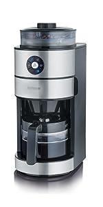 ... Severin, 4811, cafetera, café, espresso, descafeinado, molinillo ...