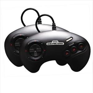 ジェネシス コントローラー コントロールパッド 3ボタン