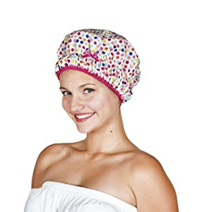 betty dain kitcsh luxe shower cap showercap shhhower