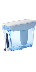 ZeroWater Water Filtration Pitcher 23 Cups