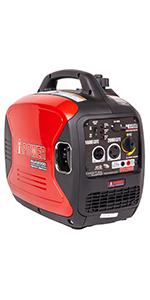 A-iPower SUA2000iV 2000 Watt Portable Inverter Generator
