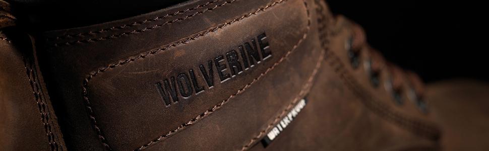 cb0c0311af1 Wolverine Men's Floorhand 6 Inch Waterproof Steel Toe Work Shoe