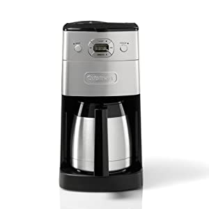 Cuisinart DGB650BCU Grind and Brew Automatic Filter Coffee Maker: Amazon.co.uk: Kitchen & Home