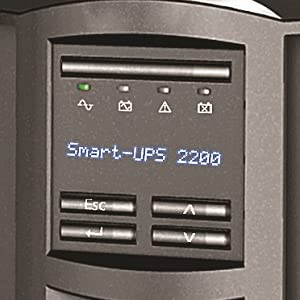 APC Smart-UPS 2200VA LCD 230V with SmartConnect (SMT2200IC)