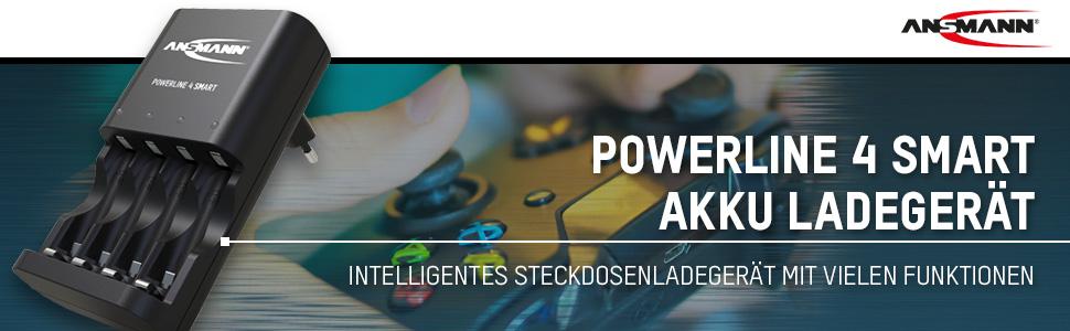 Powerline 4 Smart