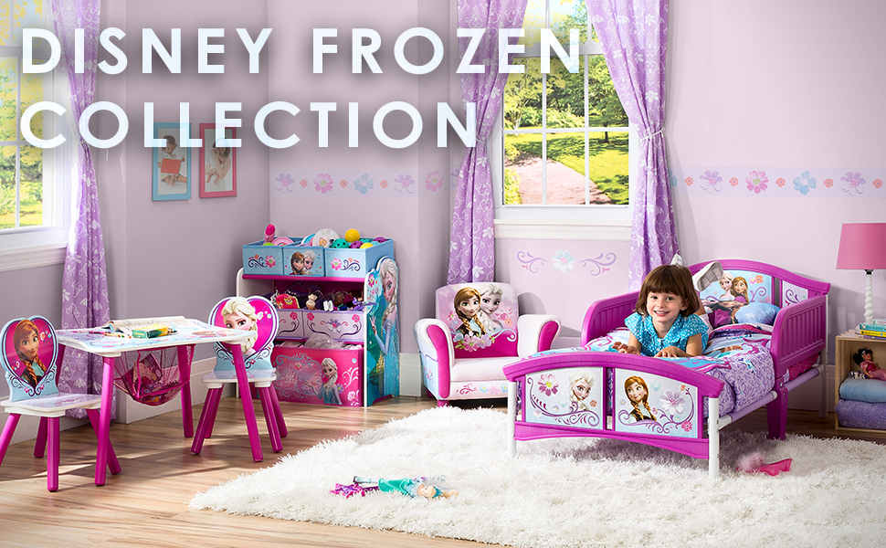 delta frozen collection